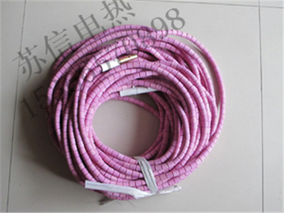 绳状履带式加热器