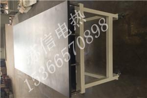 大型铸铝温控电加热板