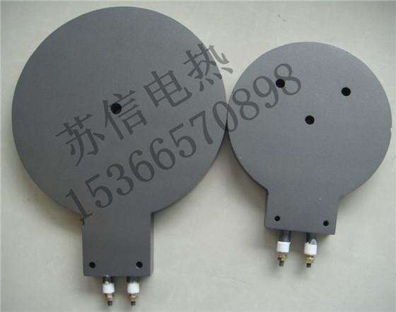 防腐铸铝电加热板