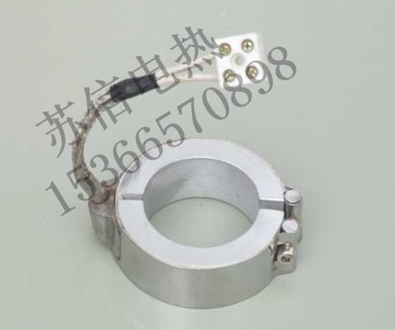 不锈钢壳铸铝加热圈