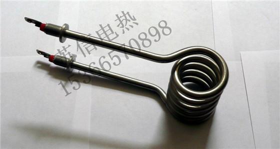 螺旋不锈钢加热管