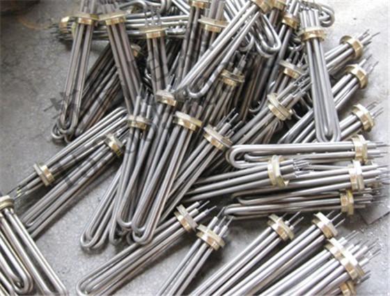 丝扣式不锈钢加热管