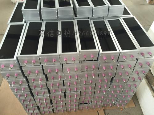 恭喜山东客户两百只定向辐射器样品发货成功